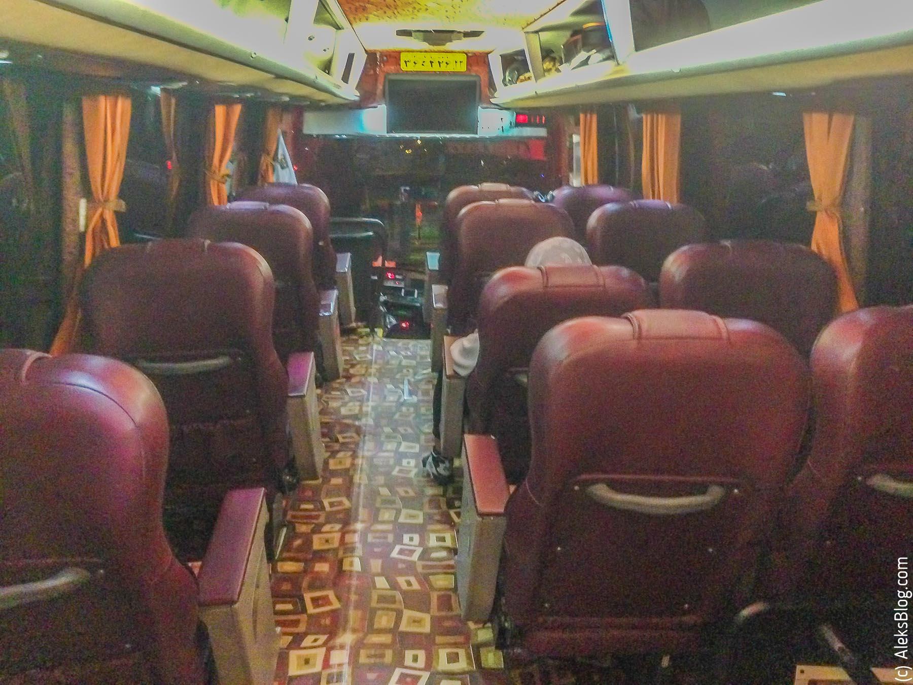 Иран автобус