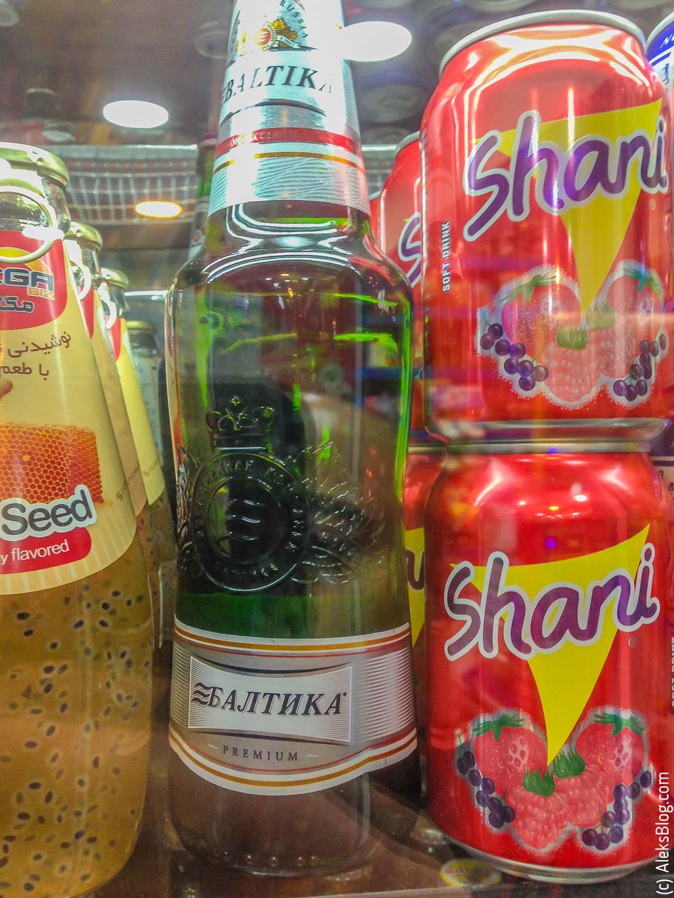 Иран напитки