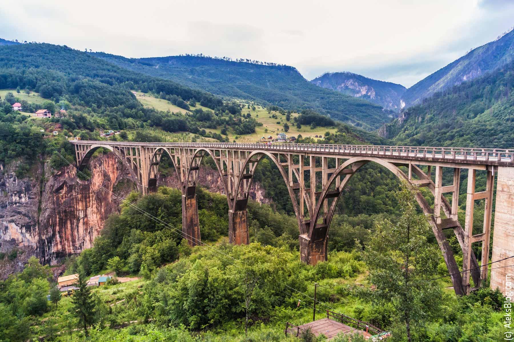 Дурмитор мост Джурджевича