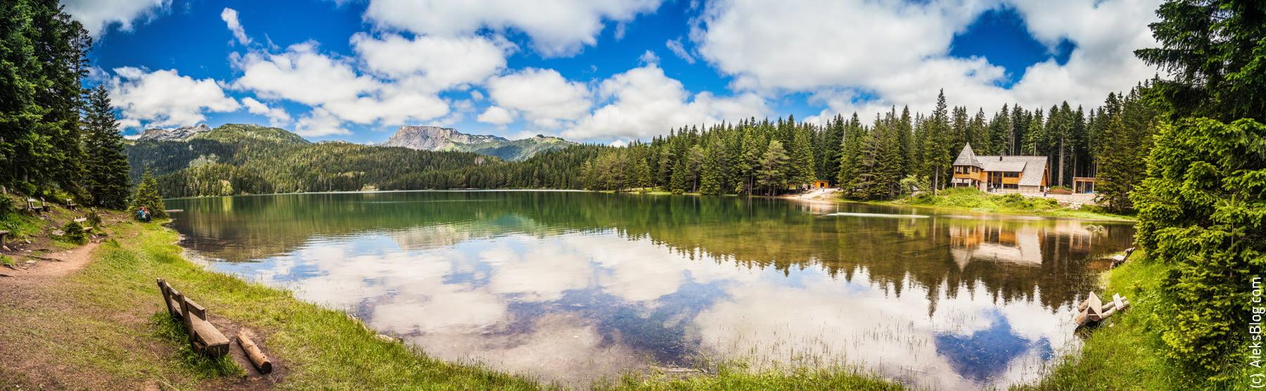 Черногория Дурмитор озеро