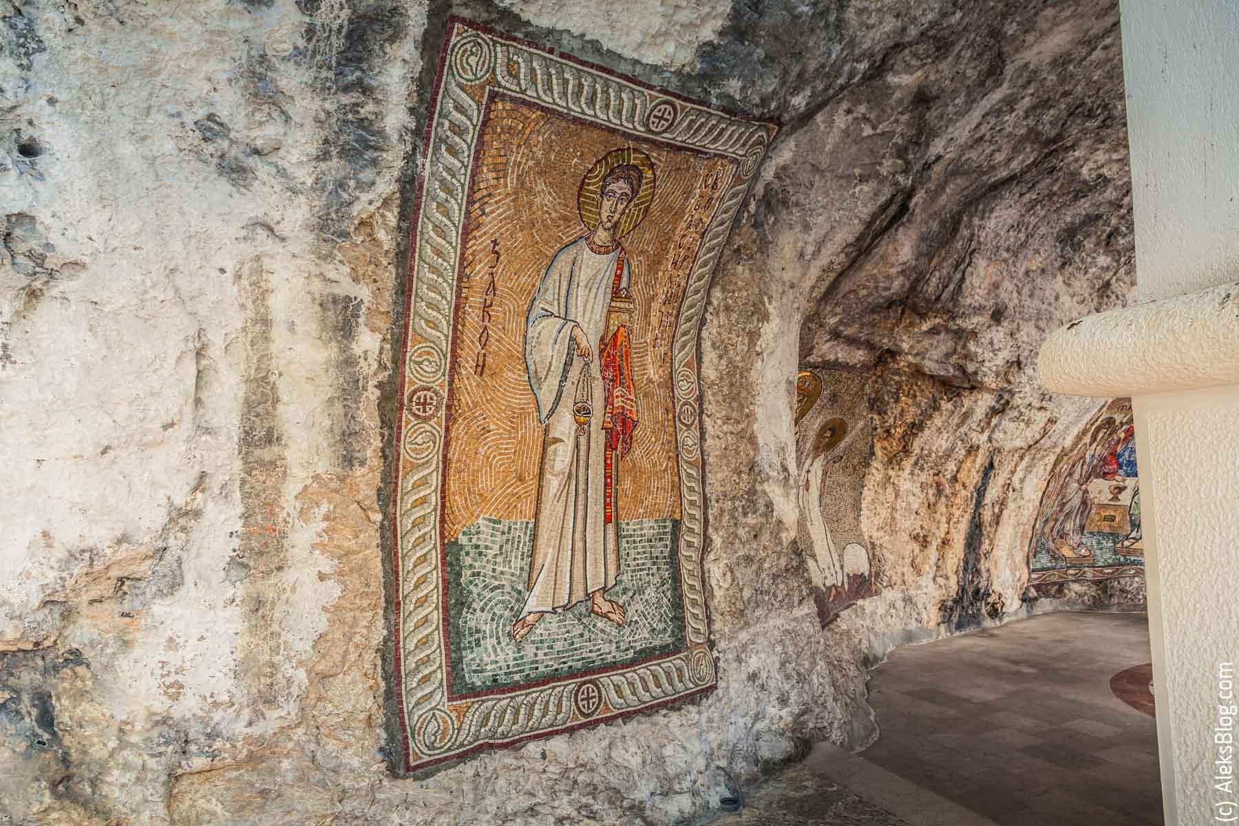 Монастырь Острог Черногория