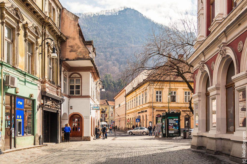 Румыния Брашов