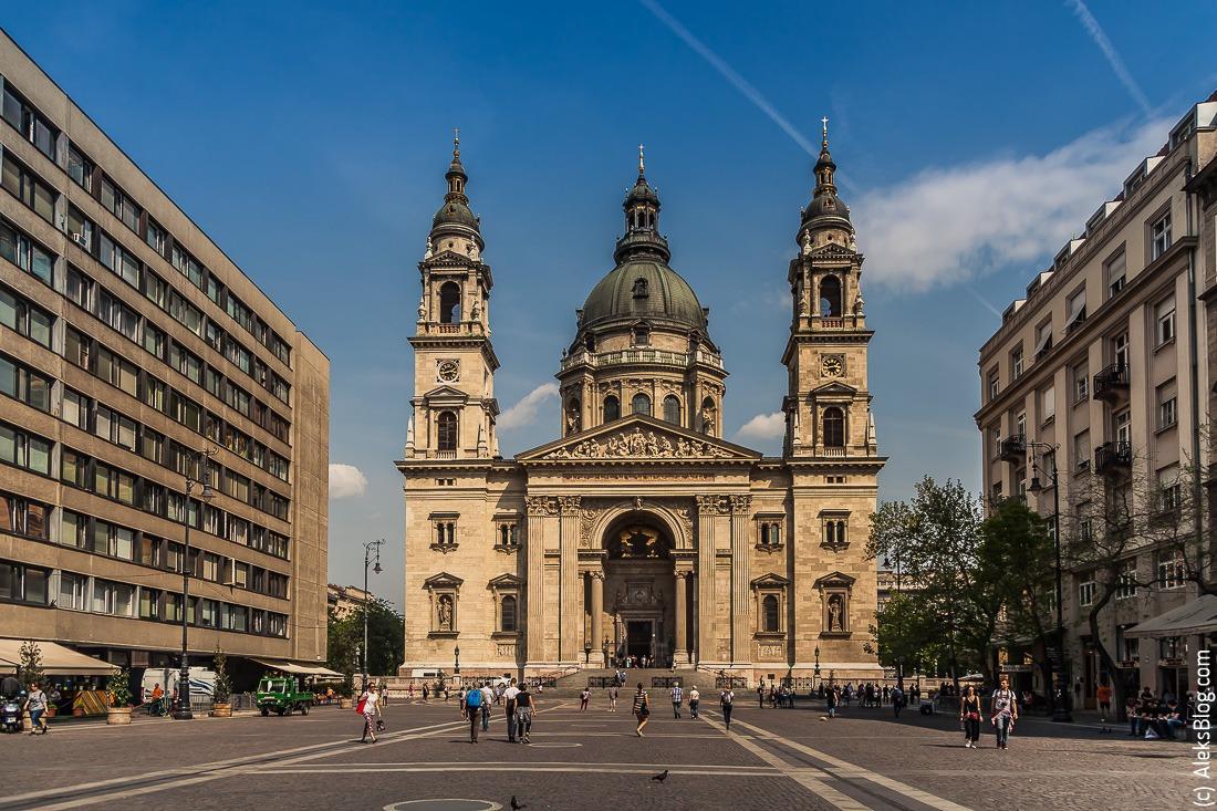 Будапешт собор Святого Иштвана