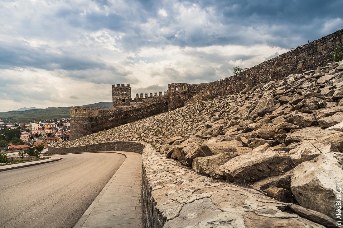 Ахалцихе крепость Рабат