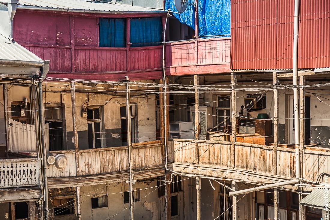 Тбилиси балконы