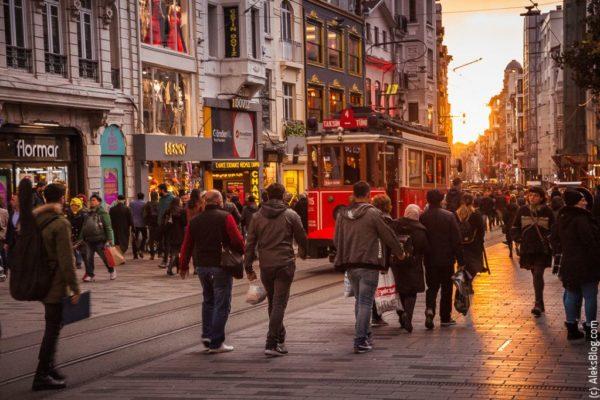 Стамбул Истикляль