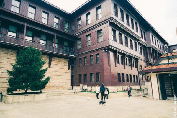 резиденция патриарха Константинопольского