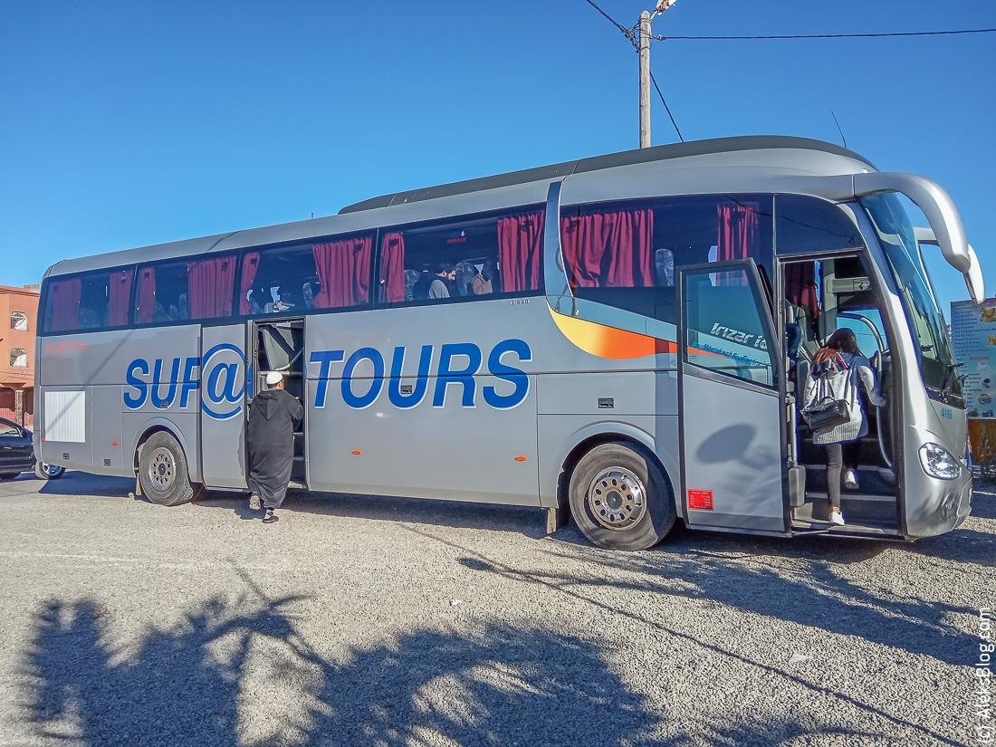 автобусы Супратурс