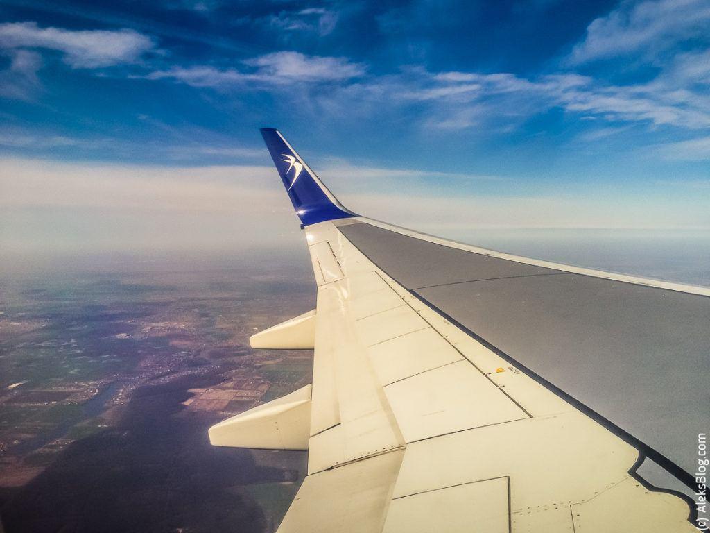 Blue Air Румыния