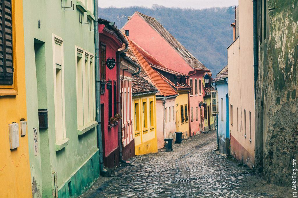 Румыния Сигишоара