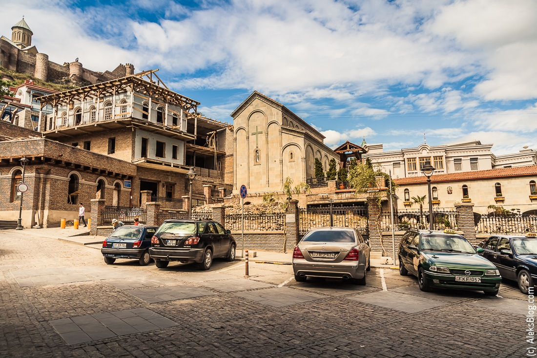 Тбилиси Абанотубани