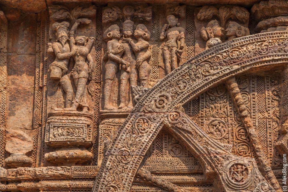 Конарк Храм солнца