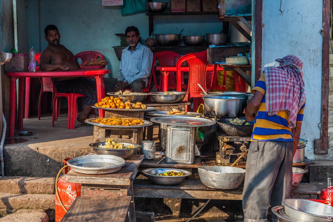 Индия Пури штат Орисса