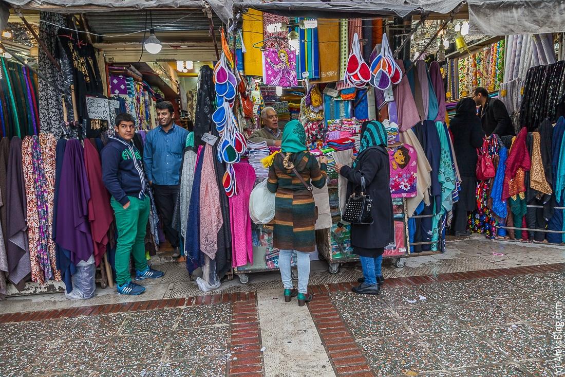 Шираз рынок
