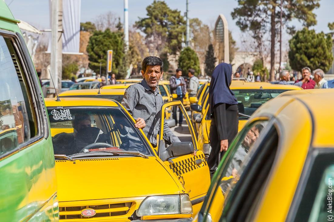 Керман такси