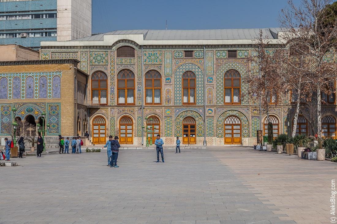 Дворец Голестан