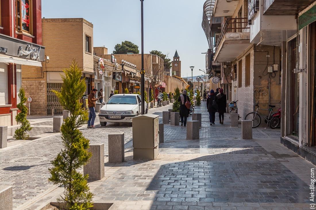 Исфахан армянский квартал