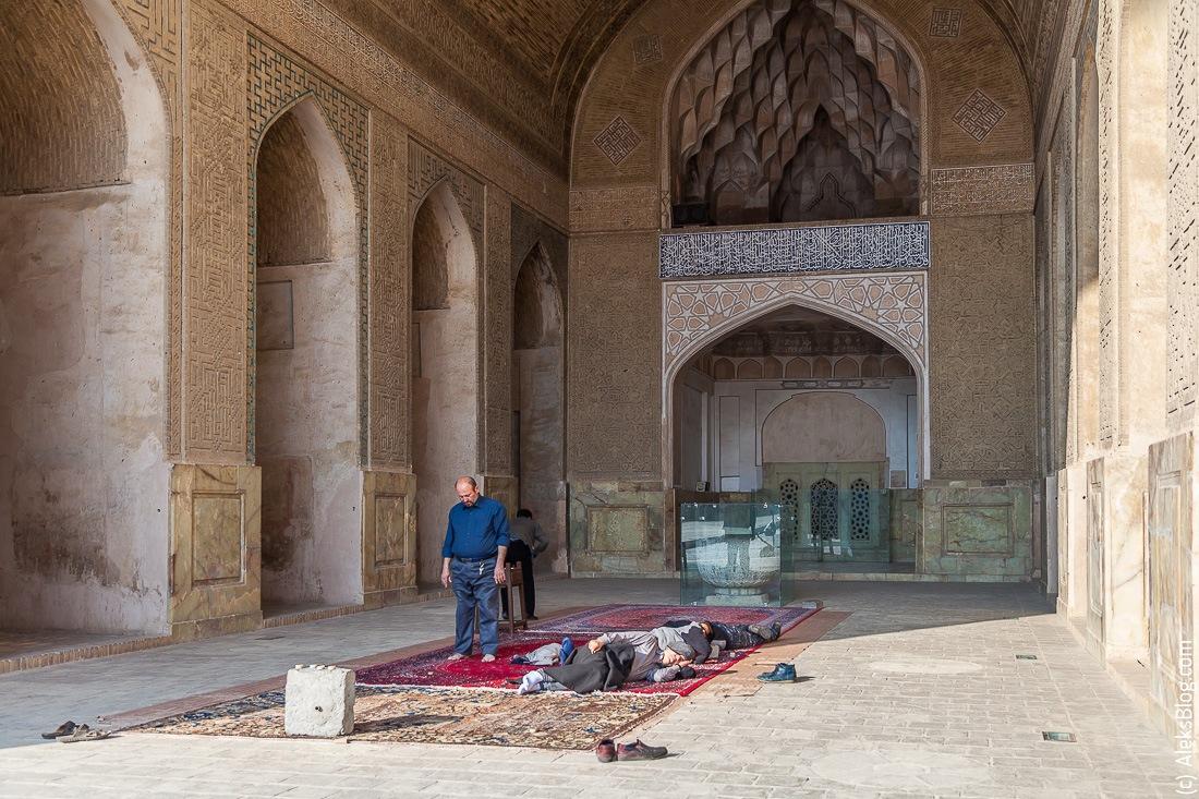 Исфахан Джами мечеть