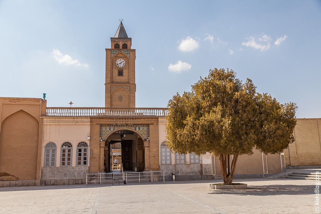 Исфахан собор Вонк