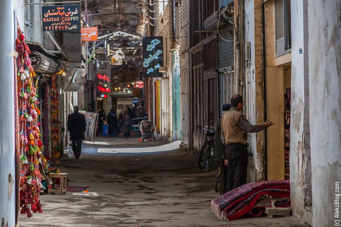 Исфахан базар