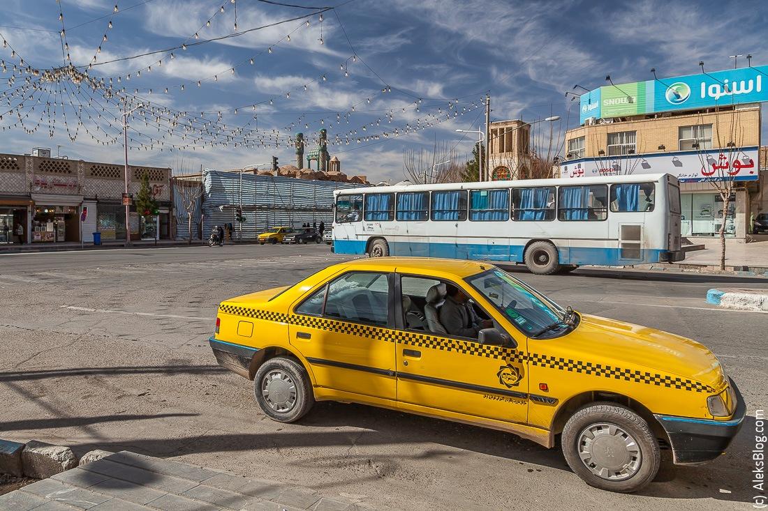 Иран такси