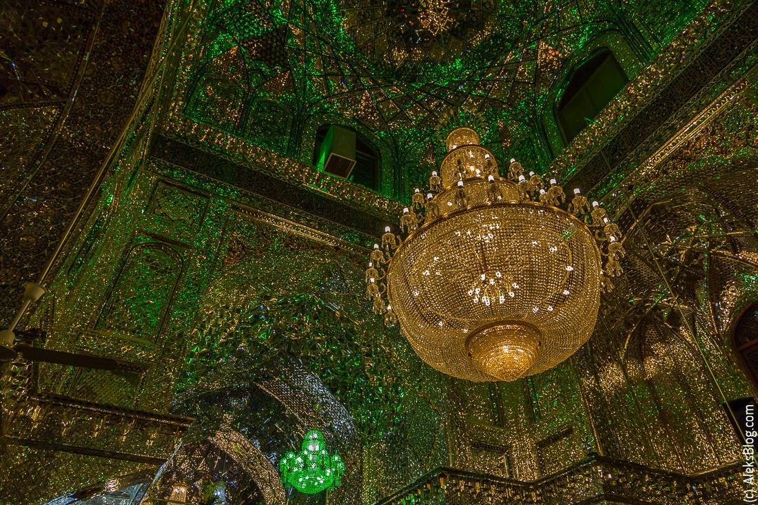 Шираз мавзолей