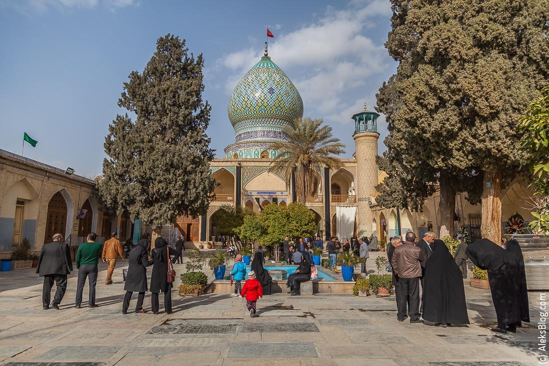 Мавзолей Али ибн Хамзе