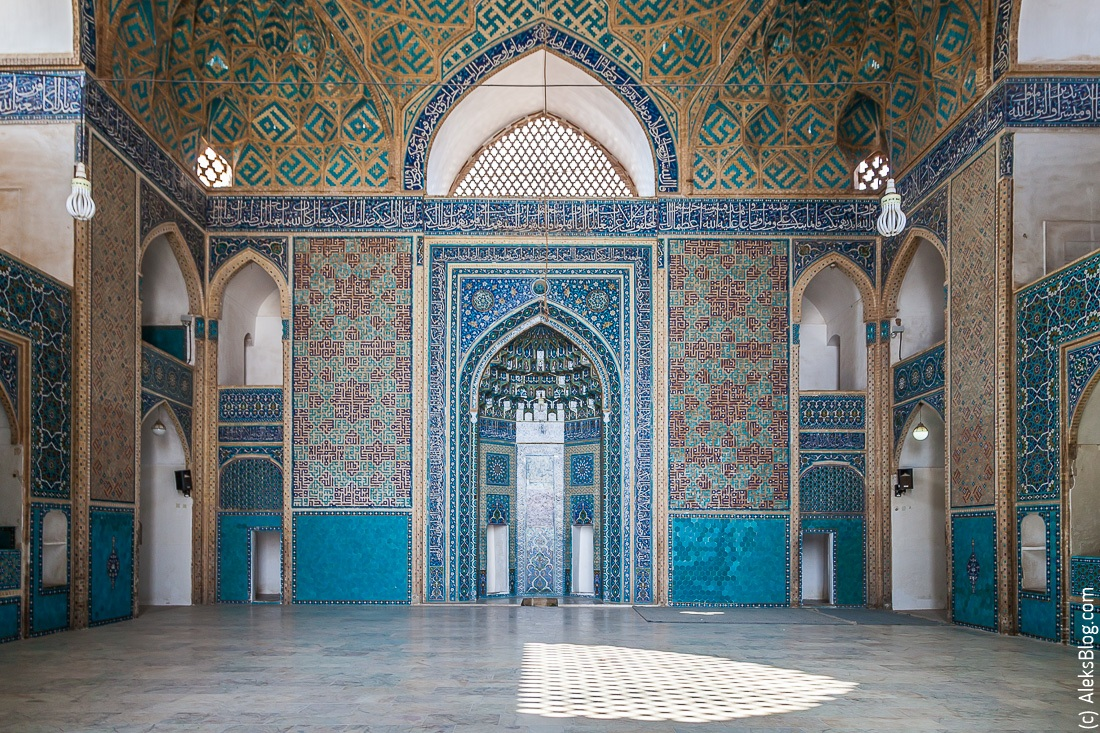 Йезд Джаме (Пятничная) мечеть