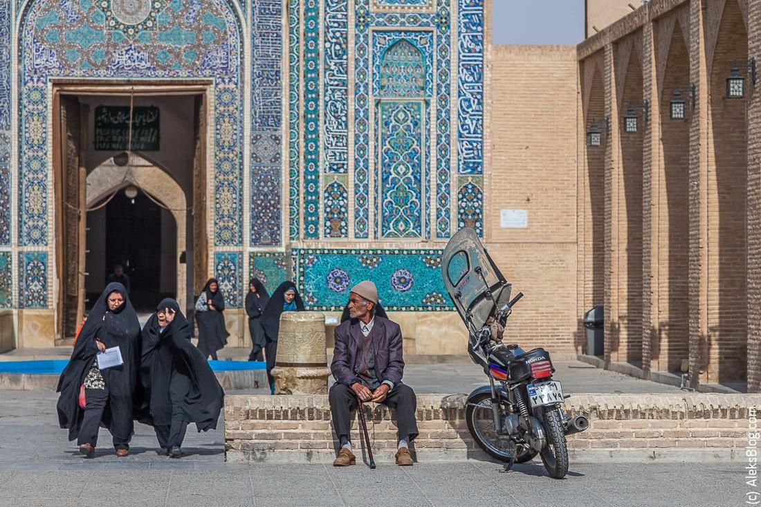 Йезд мечеть