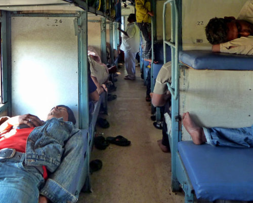 Sleeper Class (SL)