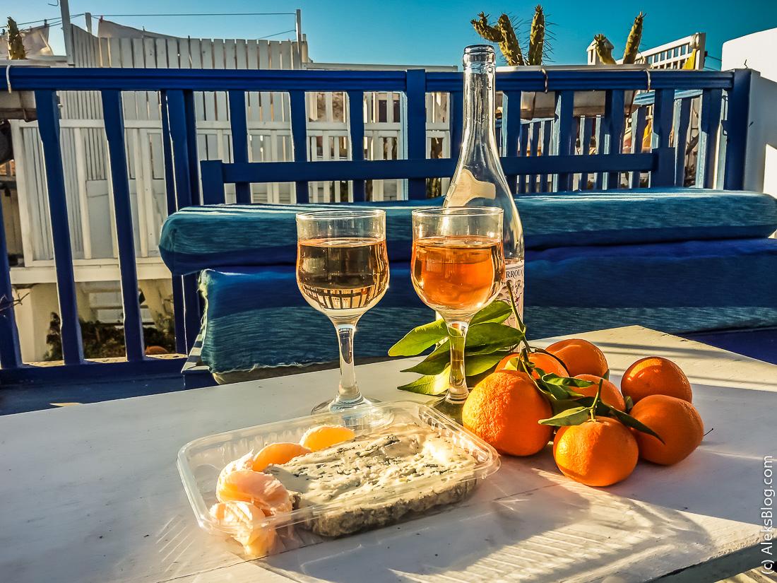 Марокканское серое вино