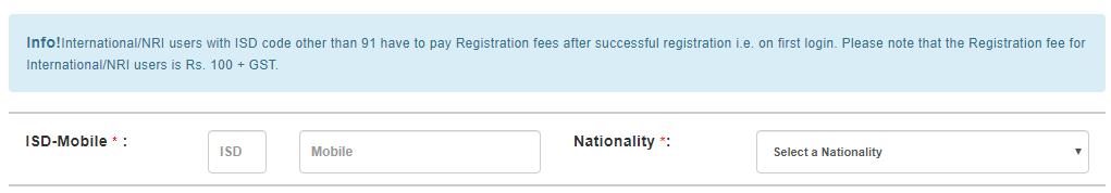 регистрация на IRCTC