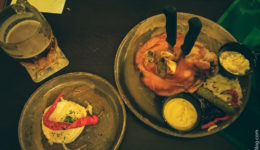 Прага еда