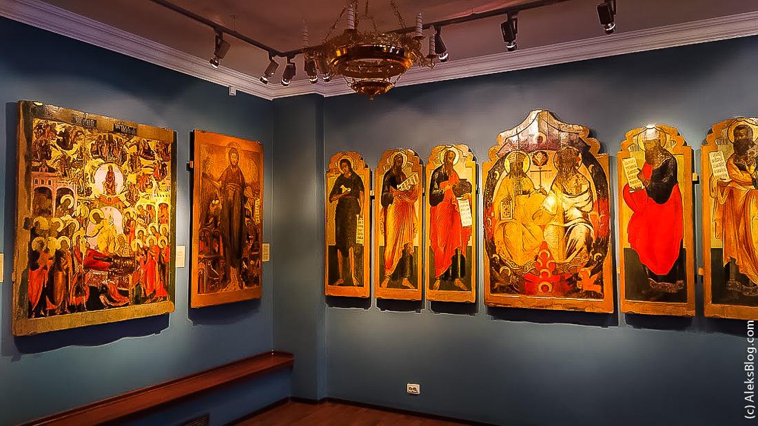 Костромская икона Ипатьевский монастырь