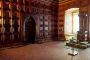 Замок Карлштейн интерьеры