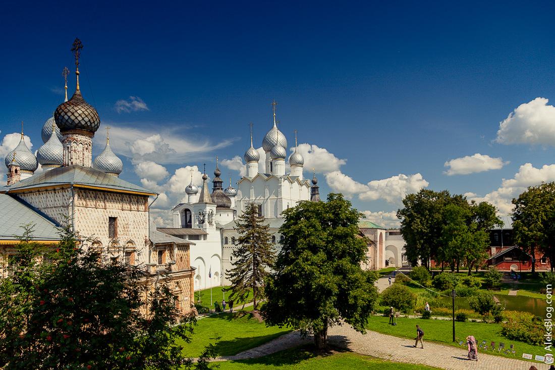 Ростов Кремль