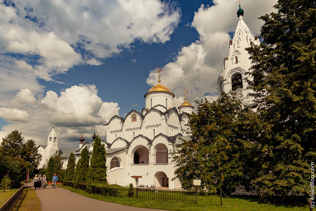 Суздаль Покровский монастырь