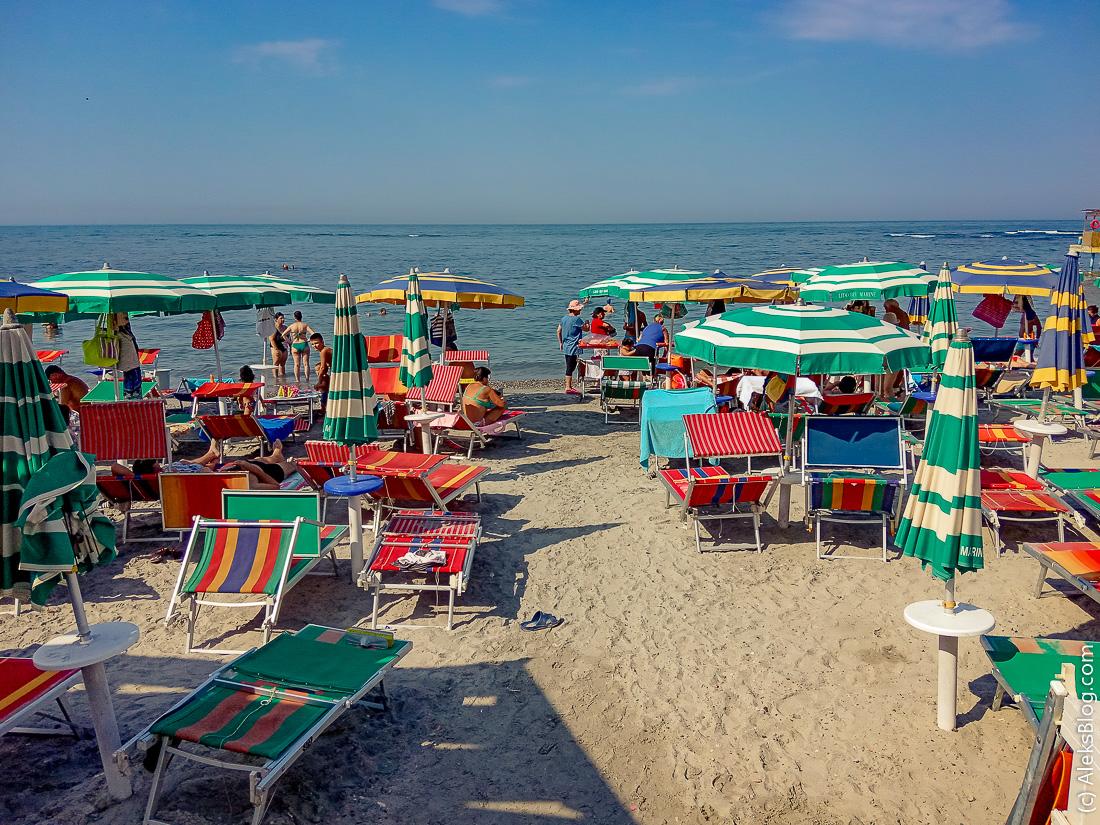 Дуррес пляжи