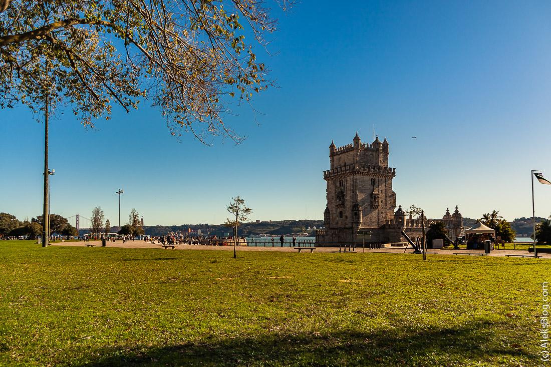 Лиссабон Башня Белем
