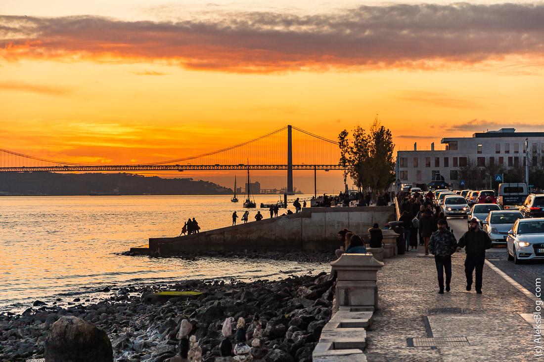 Лиссабон мост