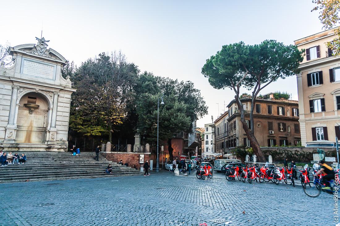 Рим Трастевере