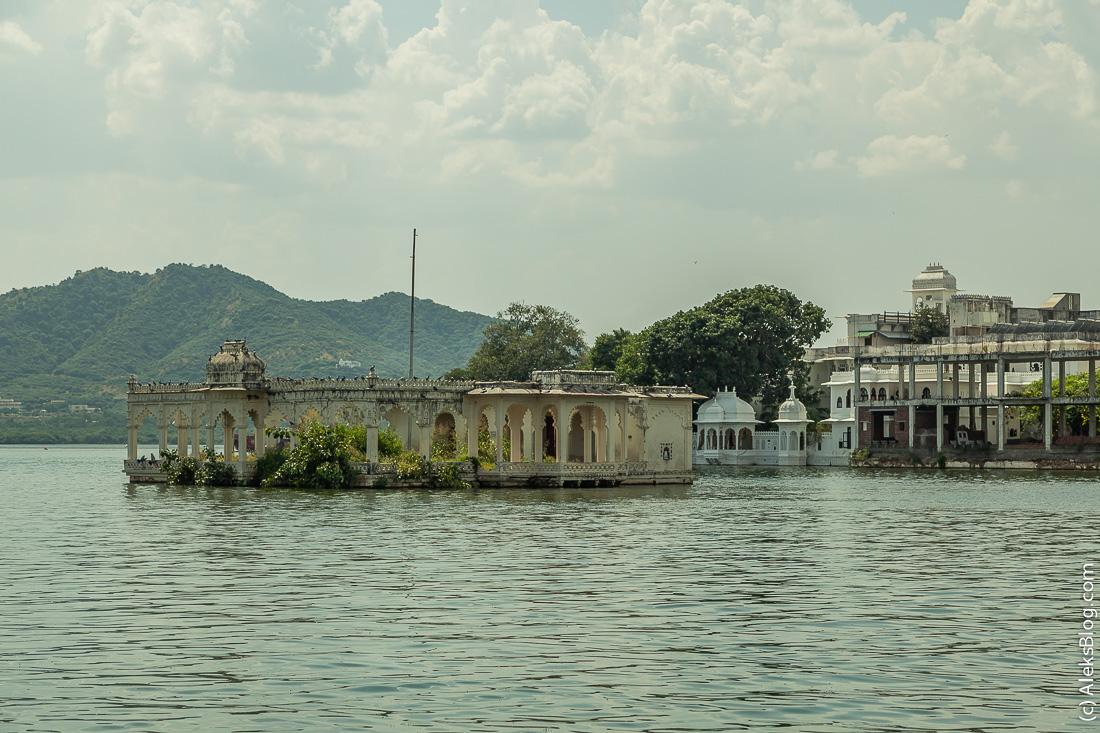 Удайпур озеро Пичола