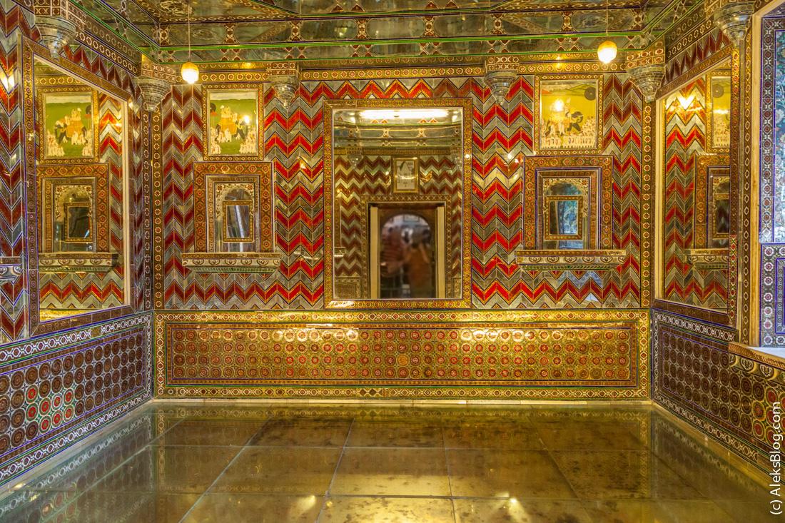 Удайпур Городской дворец