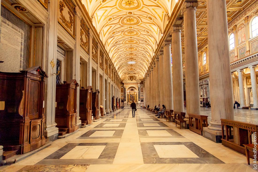 Церковь Санта-Мария-Маджоре