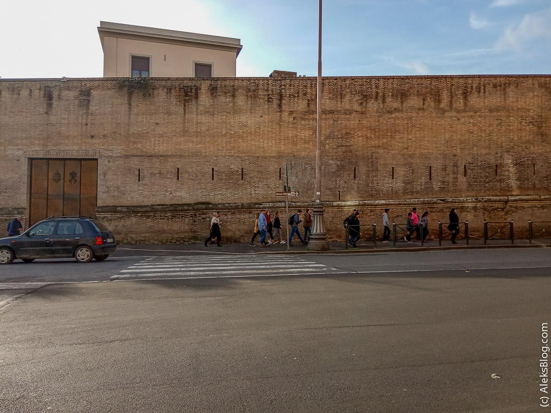 Как попасть в музеи Ватикана