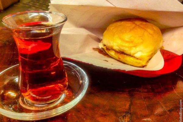 Стамбул мокрый бургер