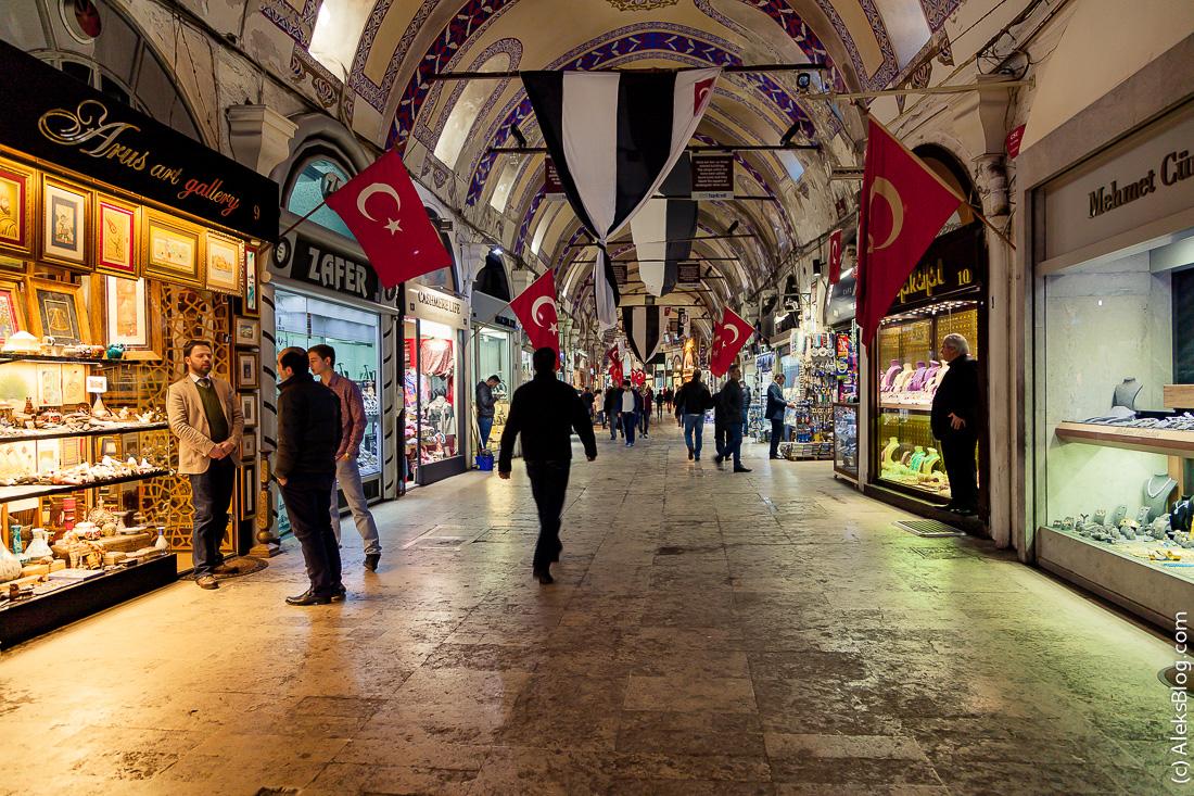 Стамбул Гранд Базар