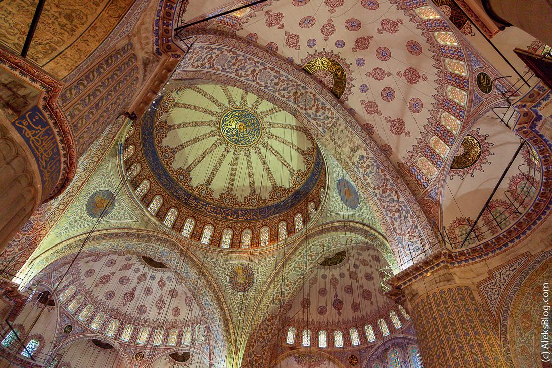 Стамбул Султанахмет