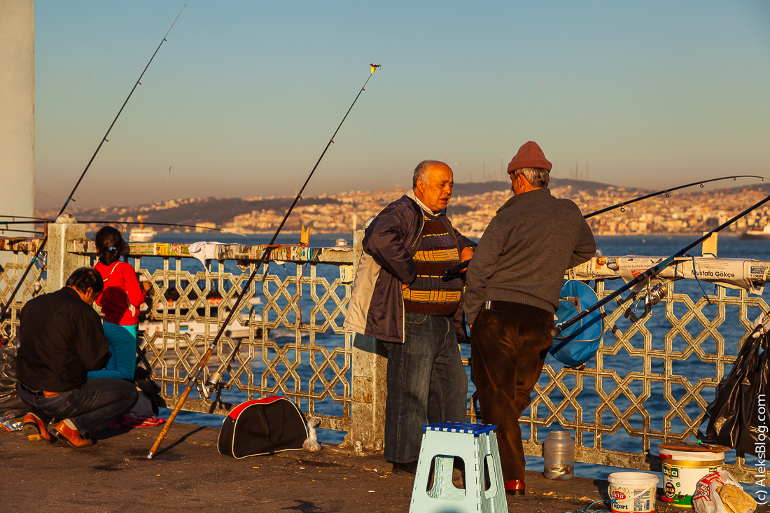 Стамбул люди