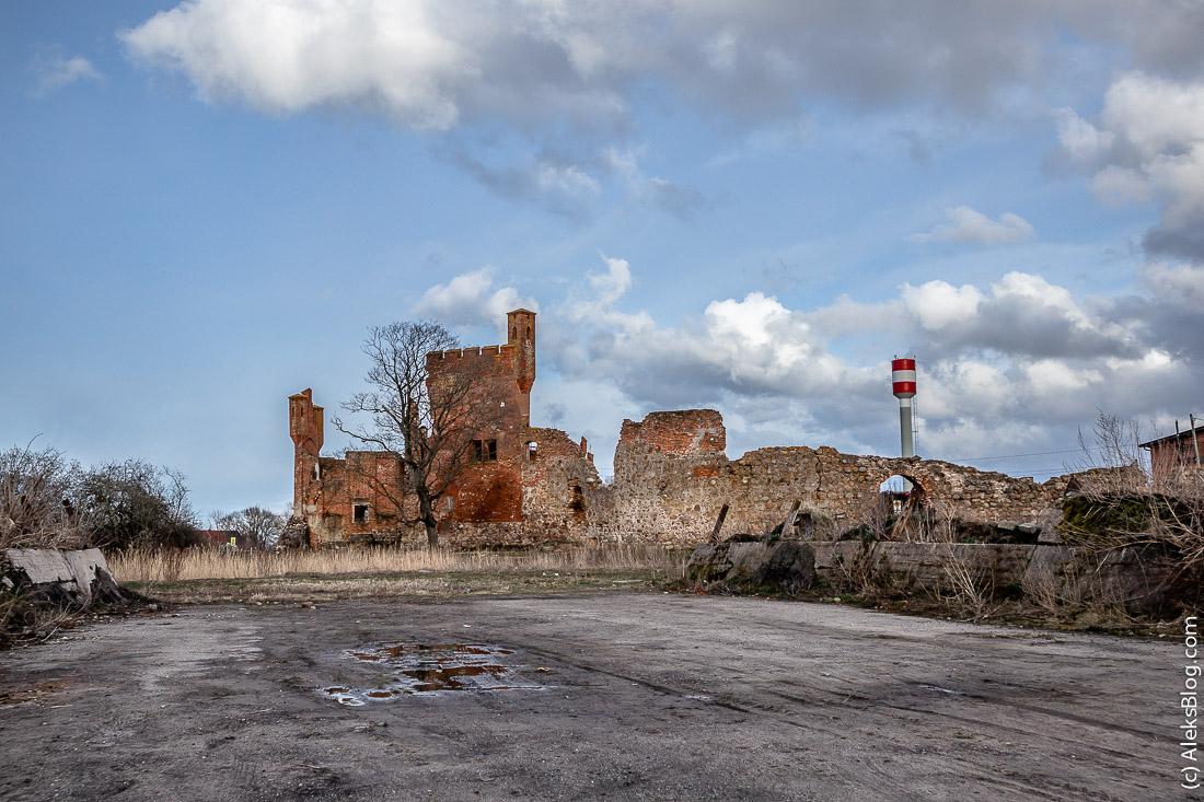Замок Шаакен
